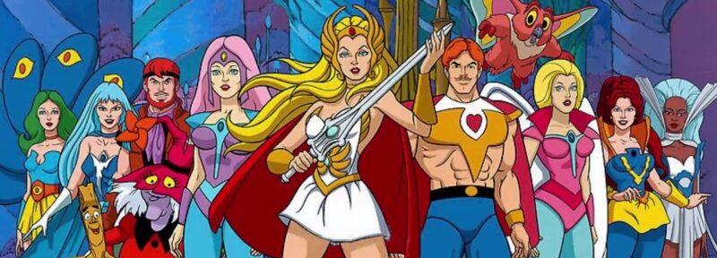 She-Ra, la princesa y el reboot - Teepeek - Camisetas originales